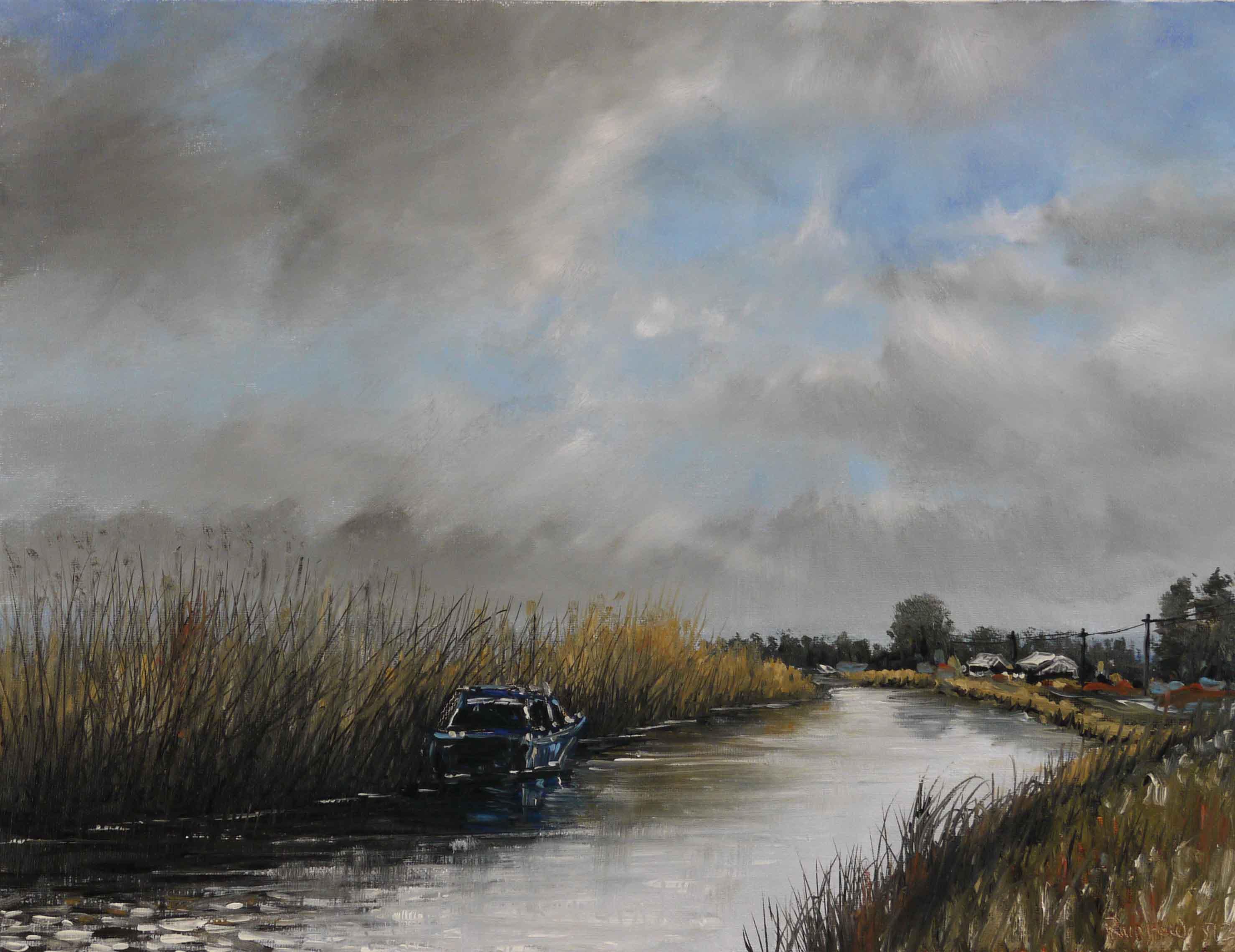 Varnishing Oil Paintings Advice