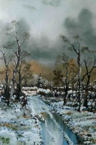 Winter Woodland 1