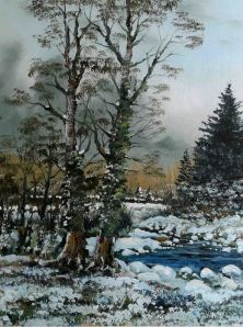 Winter Woodland 2