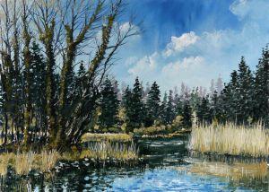 Woodland Lake