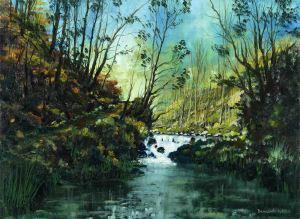 Sliabh Bloom Waterfall