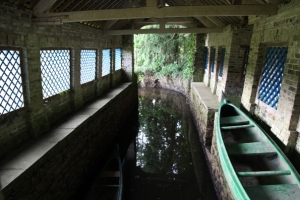 Inside Boathouse