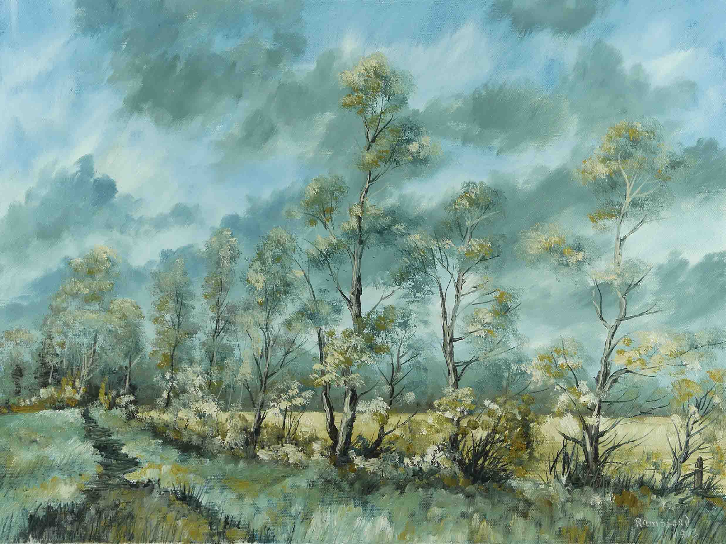 How Long To Dry Oil Painting Before Varnishing