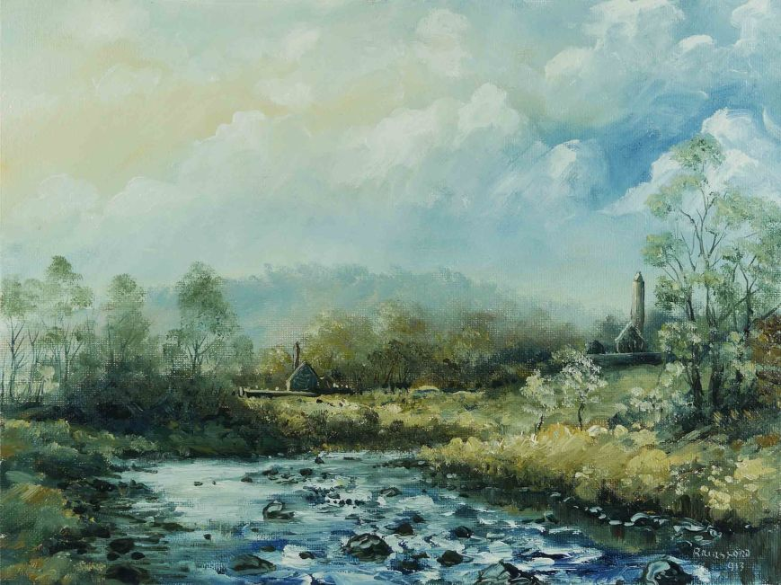 Glendalough Solitude