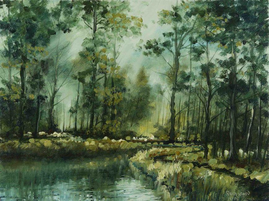 October Woodland