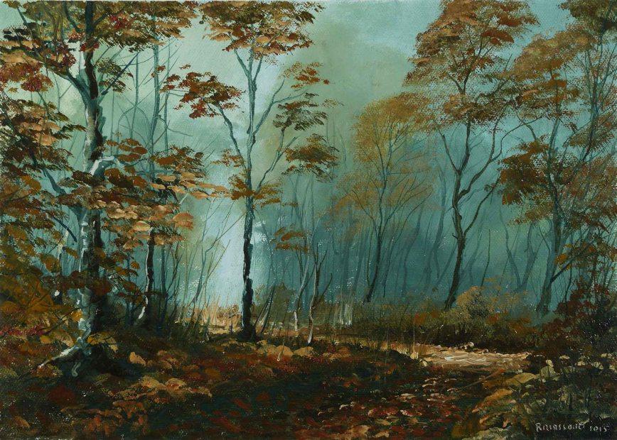 October Wood